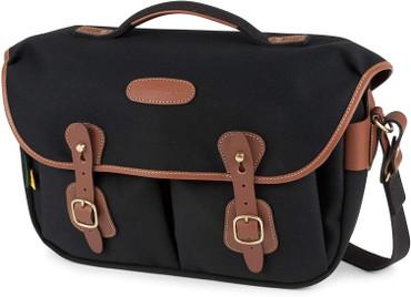 Billingham Hadley Pro 2020 Camera Bag (Black Canvas/Tan Leather)