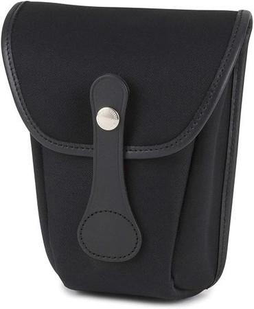 Billingham AVEA 8 Camera Pocket (Black Canvas/Black Leather)