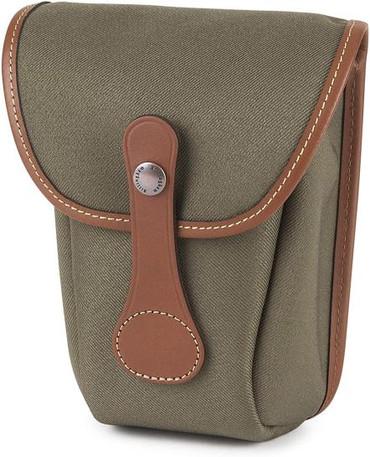 Billingham AVEA 8 Camera Pocket (Sage FibreNyte/Tan Leather)