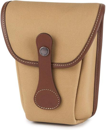 Billingham AVEA 8 Camera Pocket (Khaki Canvas/Tan Leather)