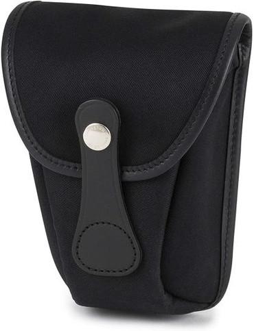Billingham AVEA 7 Camera Pocket (Black Canvas/Black Leather)