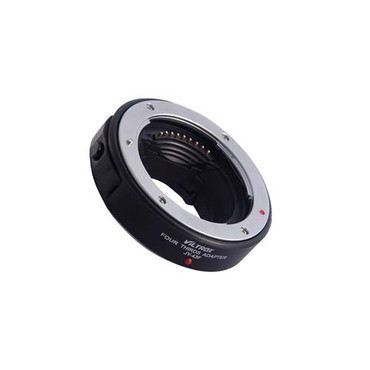 Viltrox 4/3 Lens to Micro 4/3 Mount Adapter with Autofocus