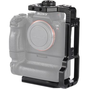 SmallRig L-Bracket for Sony A7III/A7RIII Camera and Battery Grip