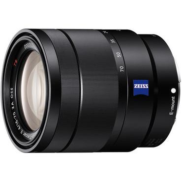 Sony E 16-70mm f/4 ZA OSS Vario-Tessar T* Lens