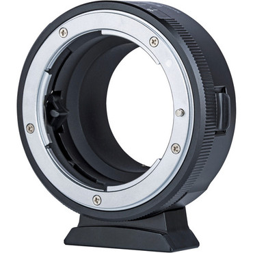 Viltrox NF-FX1 Lens Mount Adapter for Nikon F-Mount, D or G-Type Lens to FUJIFILM X-Mount Camera