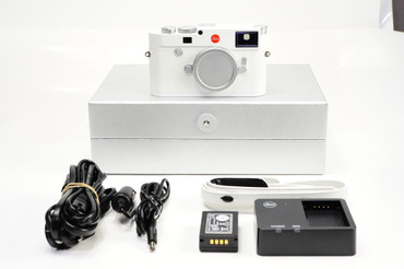 """Pre-Owned Leica M10P """"White"""" Edition Body Only No 131/350"""
