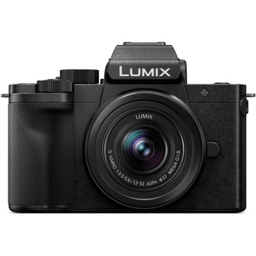 Panasonic Lumix DC-G100 Mirrorless Digital Camera with 12-32mm Lens (ACE62701)