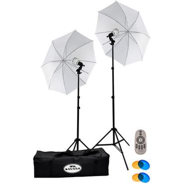 Savage 700W LED Studio Light Kit (ACE62704)