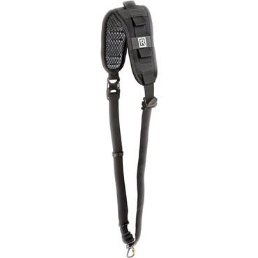 BlackRapid Delta FA Black Rifle Sling with Swivel Locking Carabiner - Single Point