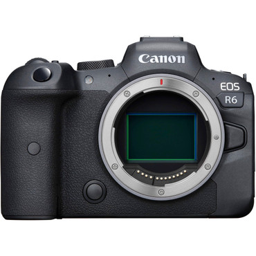 CANON R - Canon EOS R6 Mirrorless Digital Camera (Body Only)