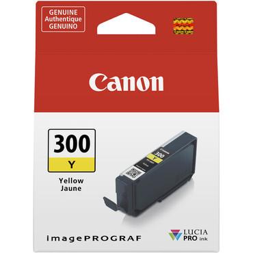 Canon PFI-300 Yellow Ink Tank