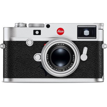 Leica M10-R Digital Rangefinder Camera (Silver Chrome)