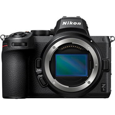 Nikon Z - Z5 FX-Format Mirrorless Digital Camera Body Only