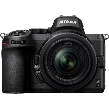 Nikon Z - Z5 Mirrorless Digital Camera with 24-50mm Lens