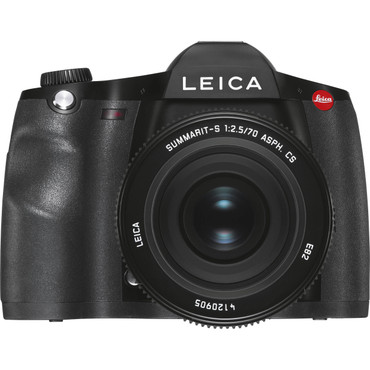 Leica S3 Medium Format DSLR Camera (Body Only) (ACE62942)