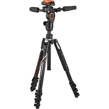 Manfrotto Befree 3-Way Live Advanced for Sony's Alpha Cameras
