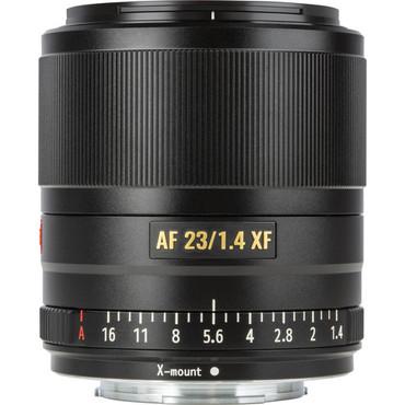 Viltrox AF 23mm f/1.4 XF Lens for FUJIFILM X (ACE63059)