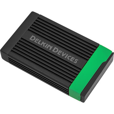 Delkin Devices USB 3.2 CFexpress Memory Card Reader (ACE63070)