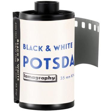 Lomography Potsdam Kino 100 Black and White Negative Film (35mm Roll Film, 36 Exposures)