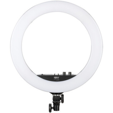 """Smith-Victor 17"""" Led Ring Light"""