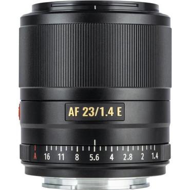Viltrox AF 23mm f/1.4 APS-C Prime Lens for Sony E Mount Camera