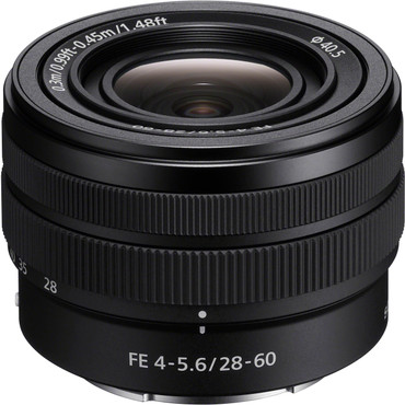 Sony FE 28-60mm f/4-5.6 Lens (ACE63226)
