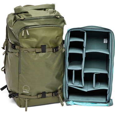Shimoda Designs Action X70 Backpack Starter Kit with X-Large DV Core Unit (Army Green)