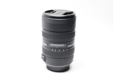Pre-Owned Sigma 8-16mm F4.5-5.6 DC HSM Ultra-Wide for Canon