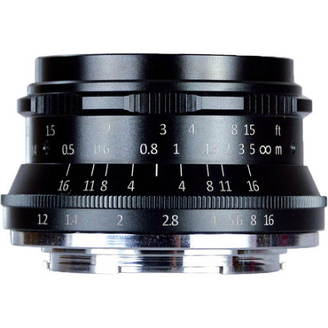 7artisans Photoelectric 35mm f/1.2 Lens for Micro Four Thirds Mount - Black (ACE63423)