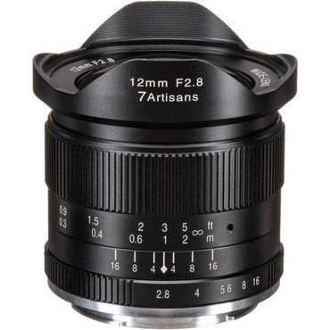 7artisans Photoelectric 12mm f/2.8 Lens for Sony E APS-C