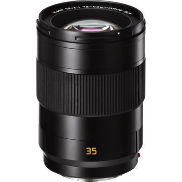 Leica APO-Summicron-SL 35mm f/2 ASPH. Lens (ACE63454)