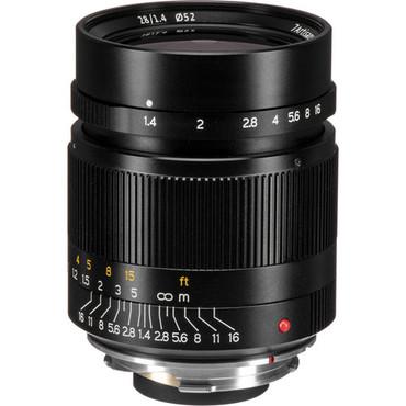 7artisans Photoelectric 28mm f/1.4 Lens for Leica M