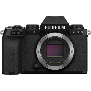 FUJIFILM X-S10 Mirrorless Digital Camera (Body Only) (ACE63467)