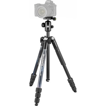 Manfrotto Element MII Aluminum Tripod with Ball Head (Black)