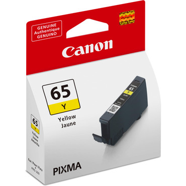 Canon CLI-65 Yellow Ink Tank