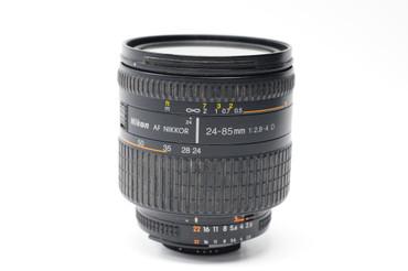 Pre-Owned - Nikon 24-85Mm  F2.8-4D Nikon Af Lens