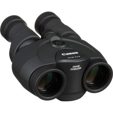 Canon 10x30 IS II Image Stabilized Binoculars (ACE63670)