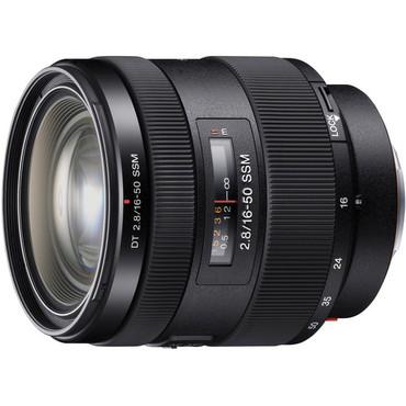 Sony Alpha 16-50mm f/2.8 Standard Zoom Lens