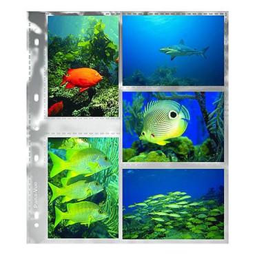 """Pana-Vue Print Page (3.5 x 5"""", 25 Pages)"""