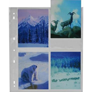 "Pana-Vue 4x5"" Archival Negative Page 25 Pages)"
