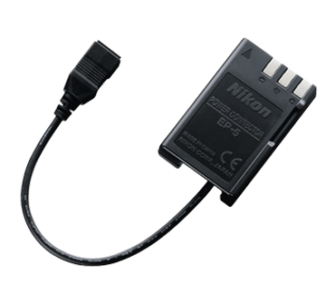 EP-5 Power Supply Connector For Nikon D40