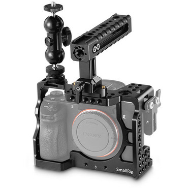 SmallRig Camera Cage Kit for Sony a7 III Series Cameras 3624