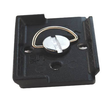Quick Release Plate for the Manfrotto RC2 Rapid Connect Adapter