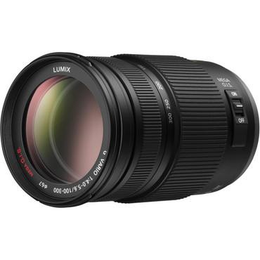Pre-Owned Lumix G Vario 100-300mm F/4.0-5.6 Mega O.I.S Lens