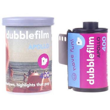 dubblefilm Apollo 400 ISO Color Negative Film (35mm Roll Film, 36 Exposures)