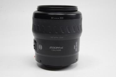 Pre-Owned Minolta AF 80-200mm F4.5-5.6 Maxxum Zoom Xi Lens
