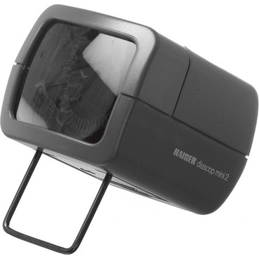 Kaiser Diascop Mini 2 with 2x Lens and Folding Arm