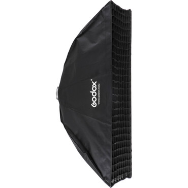"""Godox Softbox with Bowens Speed Ring and Grid (19.7 x 51.2"""") 50x130cm"""
