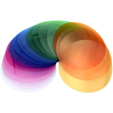 Godox Color Temperature Adjustment Set for Round Flash Heads