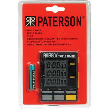 Paterson Triple Darkroom Timer